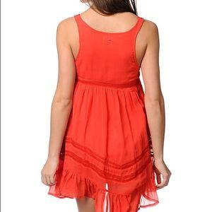 Billabong Dresses - ••Billabong Ruffles Dress••